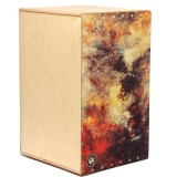 Aj-Multi Color Cajon