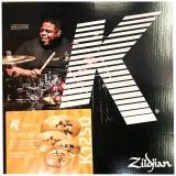 Zildjian K1250 K CUSTOM HYBRID