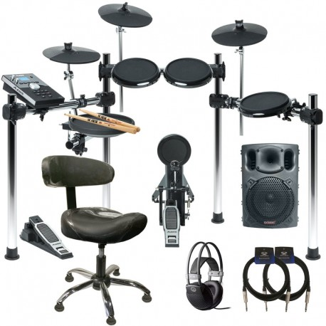 Alesis Forge Kit Full Pack 8