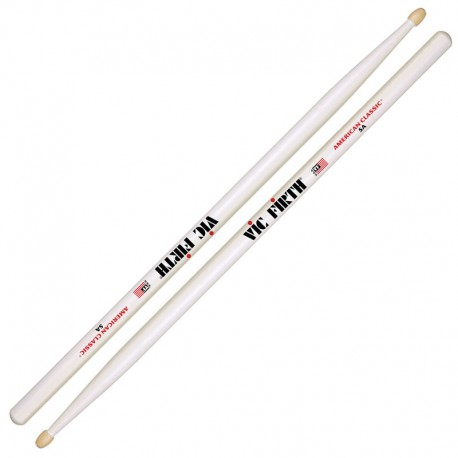 Vic Firth American 5A White